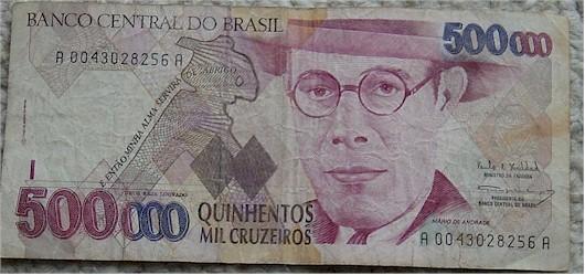 Гиперинфляция в Бразилии